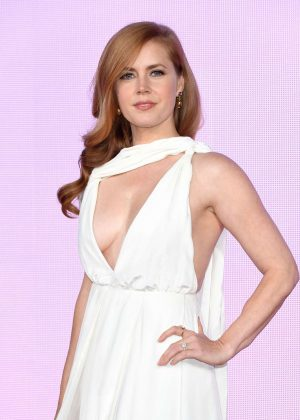 Amy Adams - 'Arrival' Premiere in London