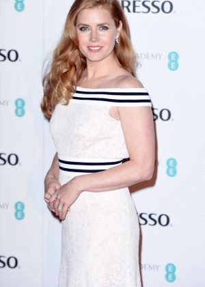 Amy Adams - BAFTA Nespresso Nominees' Party in London