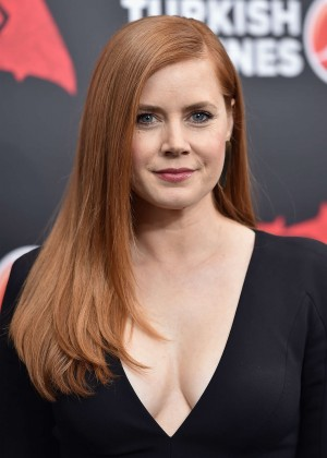 Amy Adams - 'Batman V Superman: Dawn Of Justice' Premiere in New York City