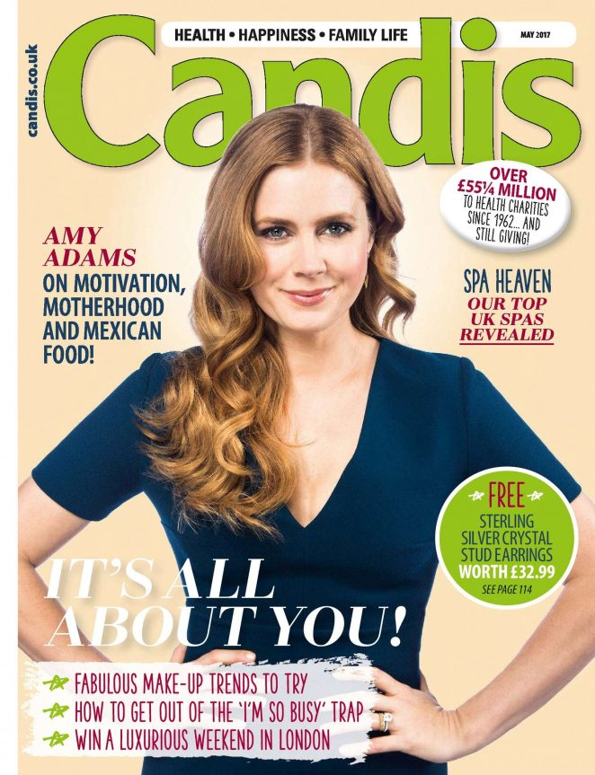 Amy Adams: Candis Magazine 2017 -01