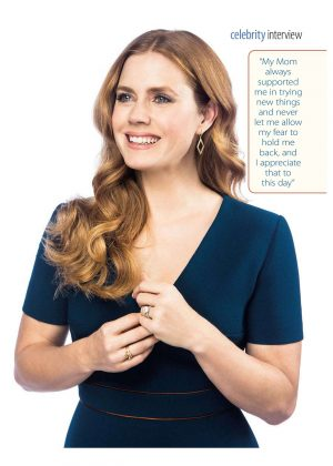 Amy Adams - Candis Magazine (May 2017)