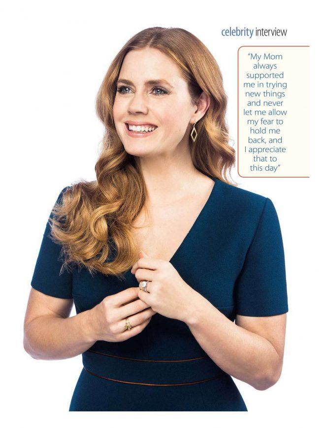Amy Adams - Candis Magazine (May 2017)