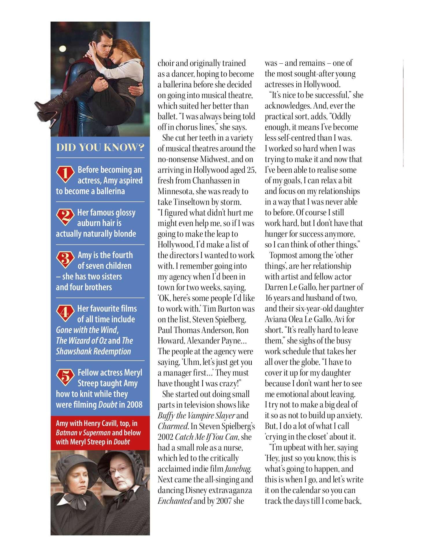 Amy Adams 2017 : Amy Adams: Candis Magazine 2017 -04