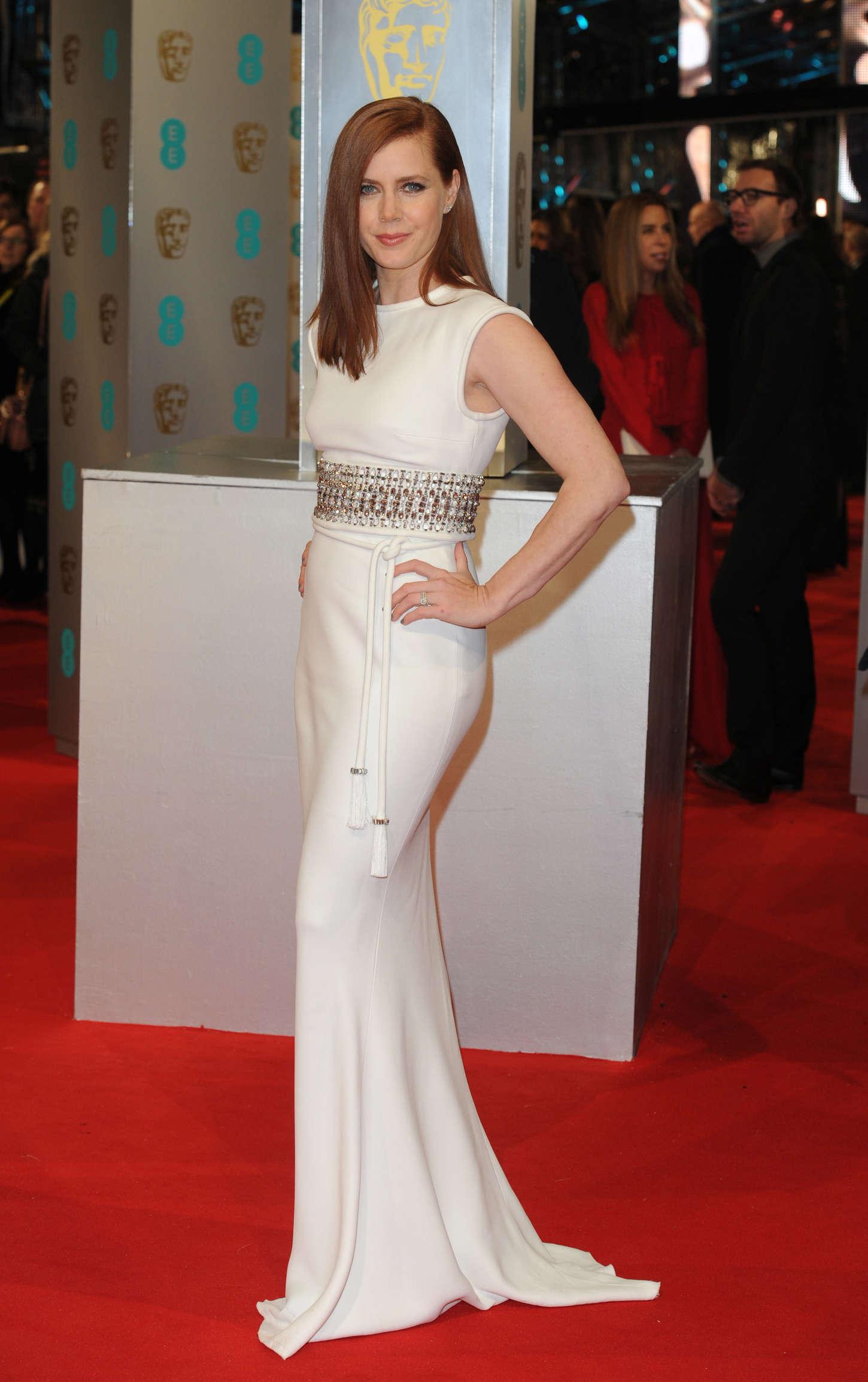 Amy Adams - 2015 BAFTA Awards in London