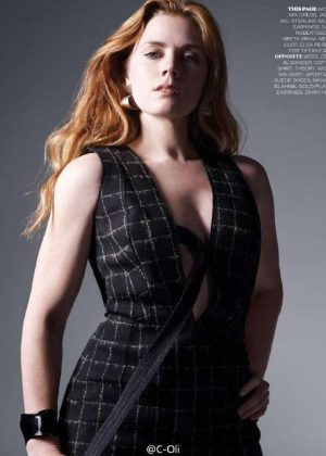 Amy Adams – ELLE UK Magazine (November 2016)  Amy Adams