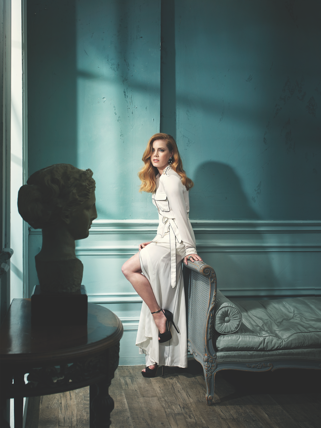 Amy Adams: Emmy Magazi...