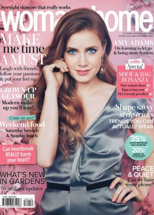 Amy Adams for Woman & Home South Africa (October 2018)
