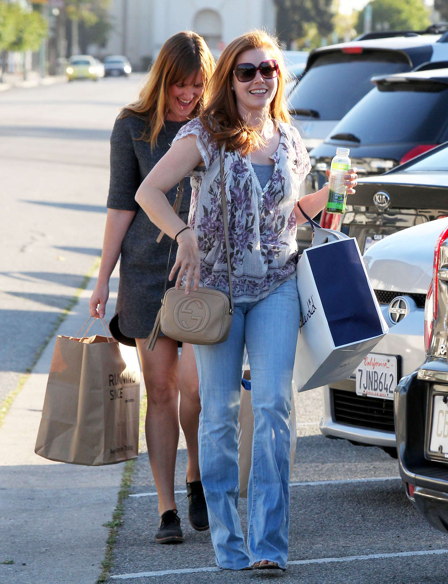 Amy Adams 2015 : Amy Adams in Jeans -04