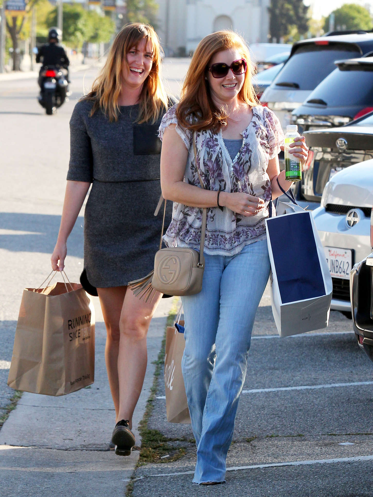 Amy Adams 2015 : Amy Adams in Jeans -05