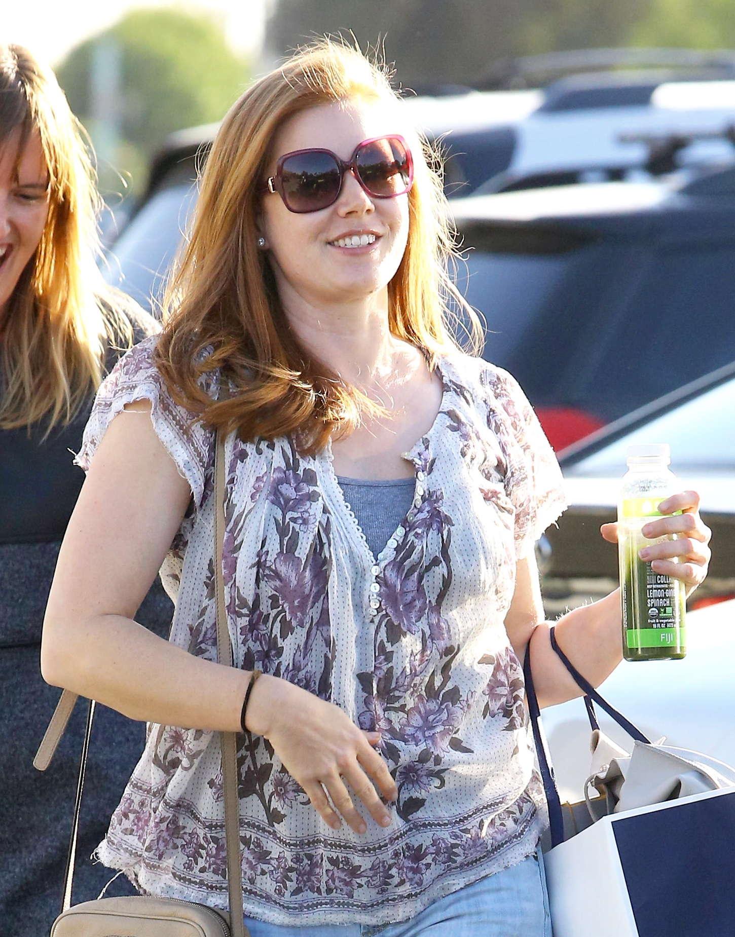 Amy Adams 2015 : Amy Adams in Jeans -07