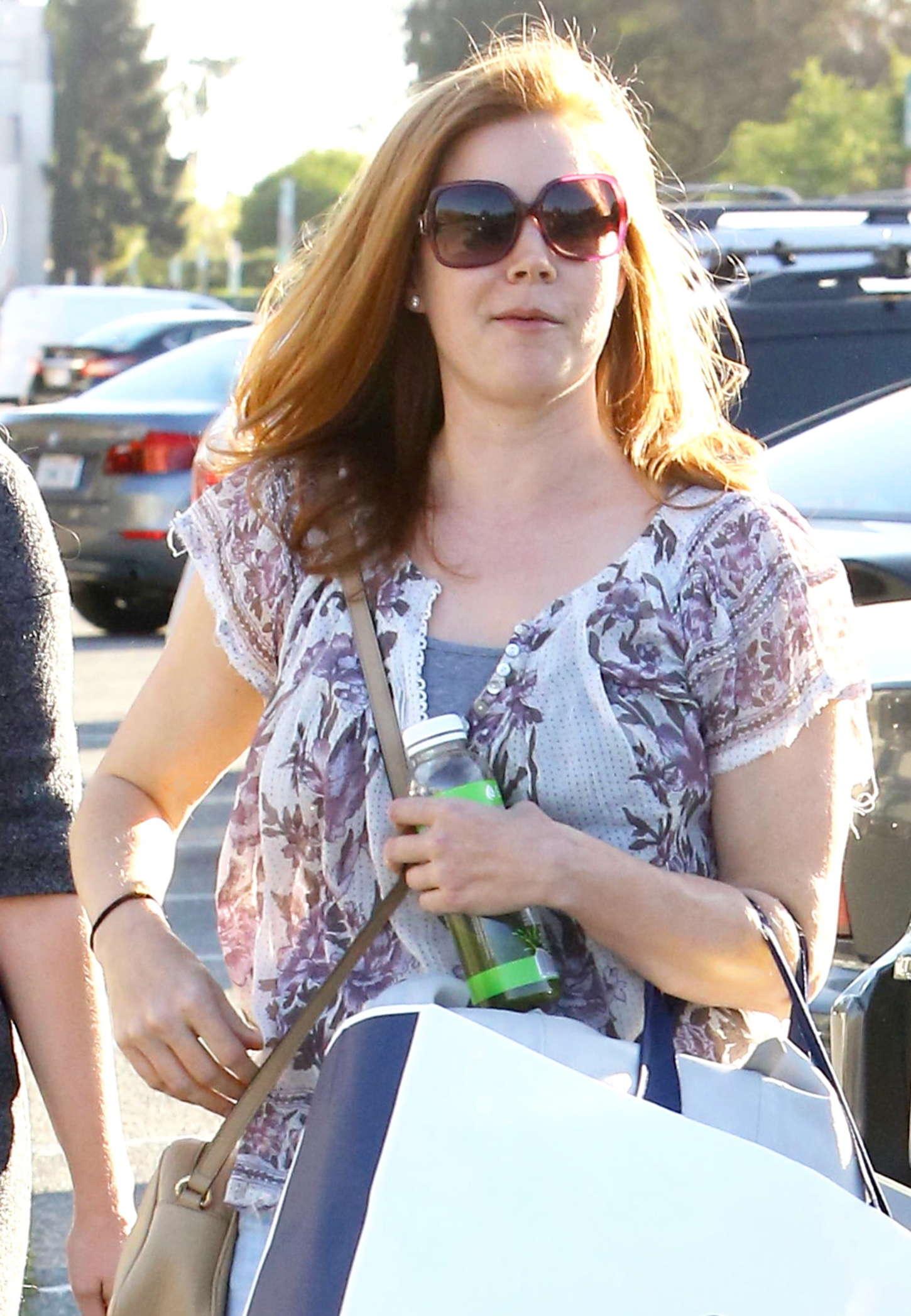 Amy Adams 2015 : Amy Adams in Jeans -08
