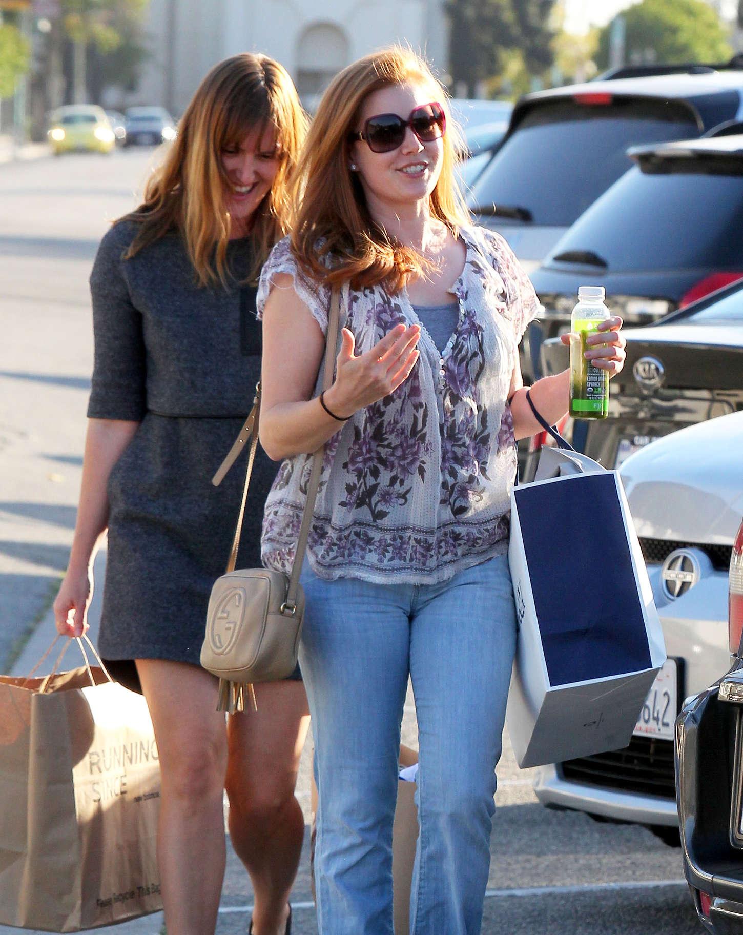 Amy Adams 2015 : Amy Adams in Jeans -09