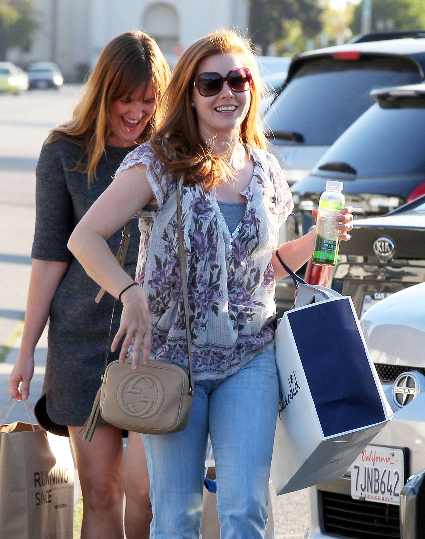 Amy Adams 2015 : Amy Adams in Jeans -11