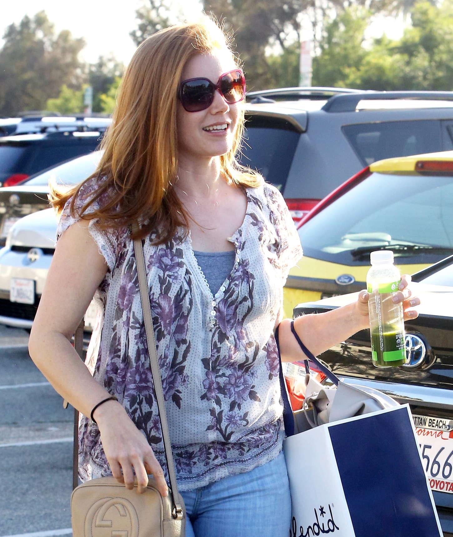 Amy Adams 2015 : Amy Adams in Jeans -12