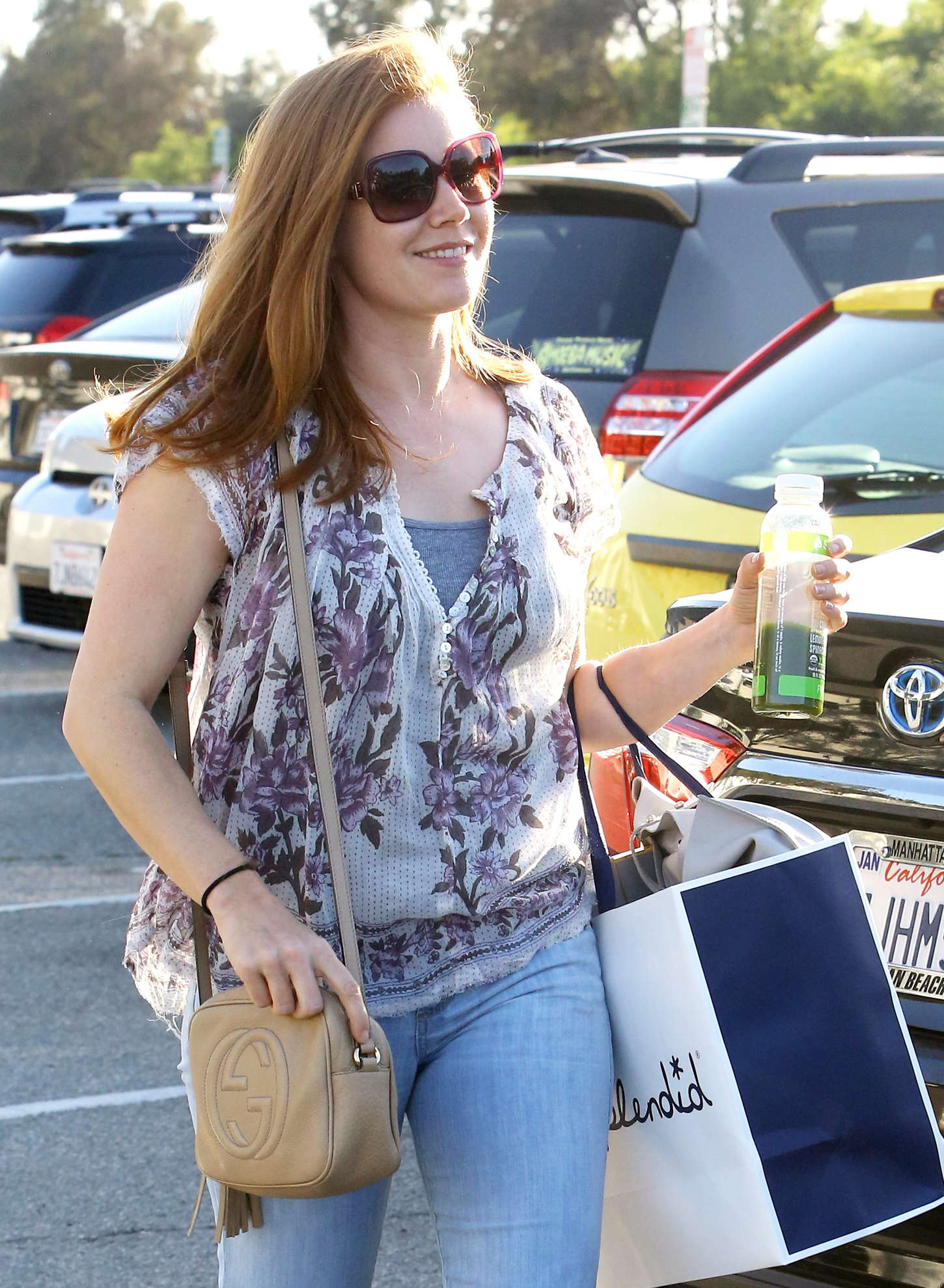 Amy Adams 2015 : Amy Adams in Jeans -15