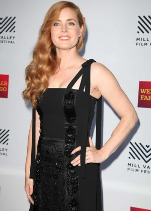Amy Adams - Mill Valley Film Festival 2016 in Mill Valley