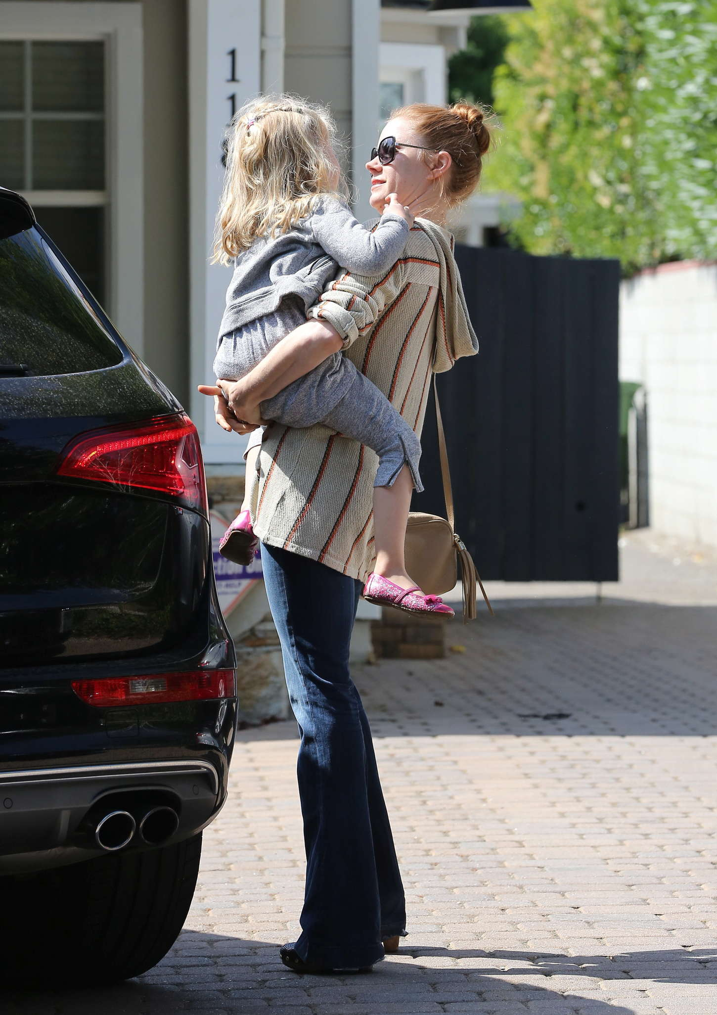Amy Adams 2015 : Amy Adams: Out in Studio City -10