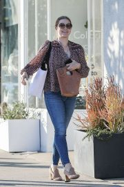Amy Adams - Out and about in West Hollywood