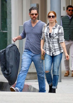 Amy Adams in Tight Jeans -13