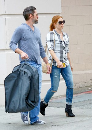 Amy Adams in Tight Jeans -15