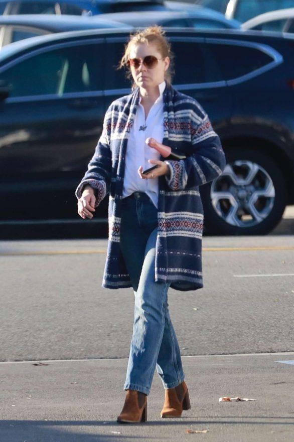 Amy Adams - Out in Los Feliz