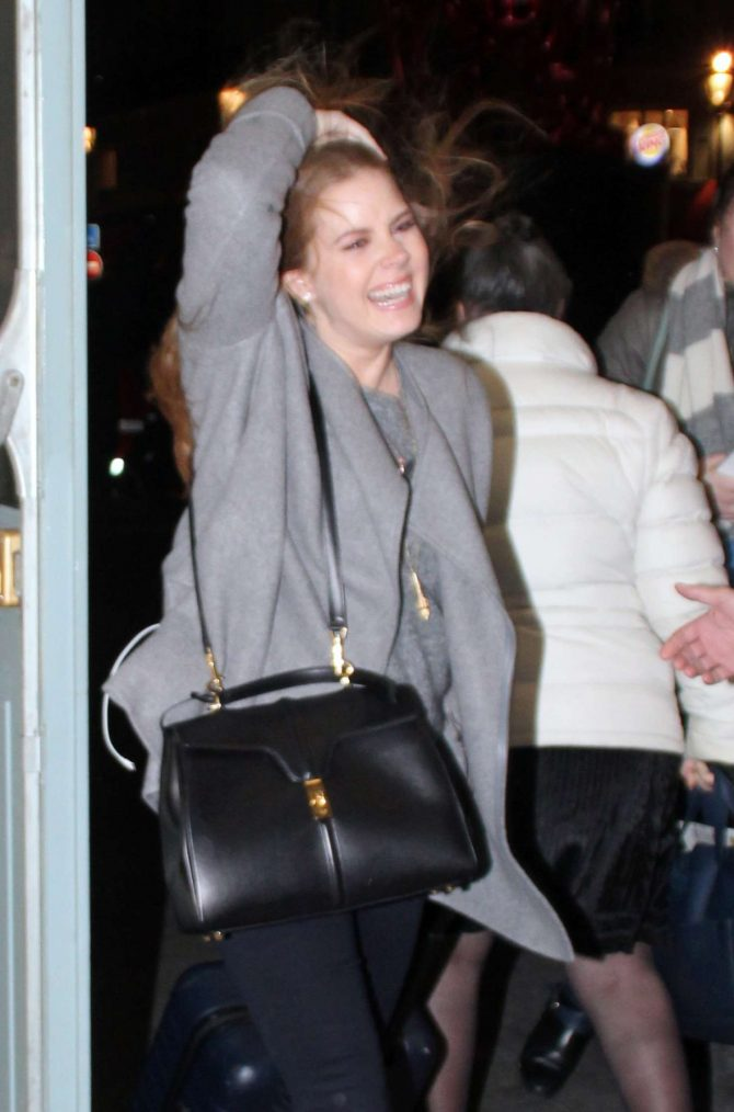 Amy Adams - Out in Paris