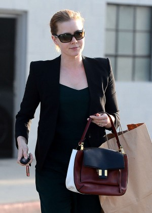 Amy Adams - Out in West Hollywood