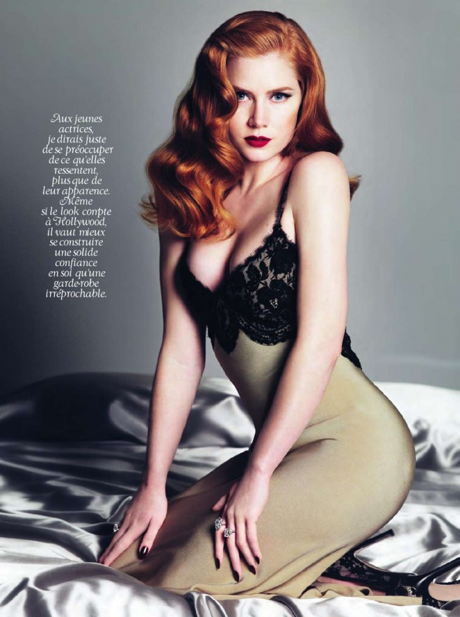 Amy Adams - Palace Costes Magazine (January/February 2015)