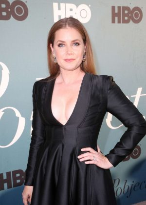 Amy Adams - 'Sharp Objects' Premiere in Los Angeles