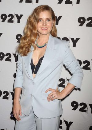 Amy Adams - 'Sharp Objects' Premiere in New York