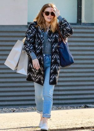 Amy Adams - Shopping in Beverly Hills