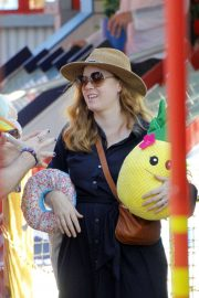 Amy Adams - Shopping in Sant Monica