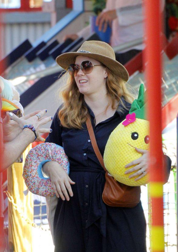 Amy Adams - Shopping in Sant Monica