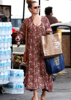 Amy Adams - Shopping with a friend in West Hollywood
