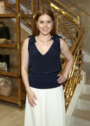Amy Adams - Tory Burch hosts dinner for Amy Adams in Los Angeles