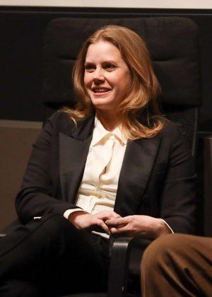 Amy Adams – 'Vice' BAFTA Screening in New York