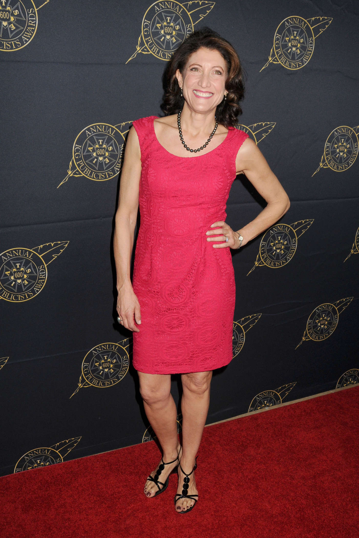 Amy Aquino - 53rd Annual ICG Publicists Awards Luncheon in Beverly Hills