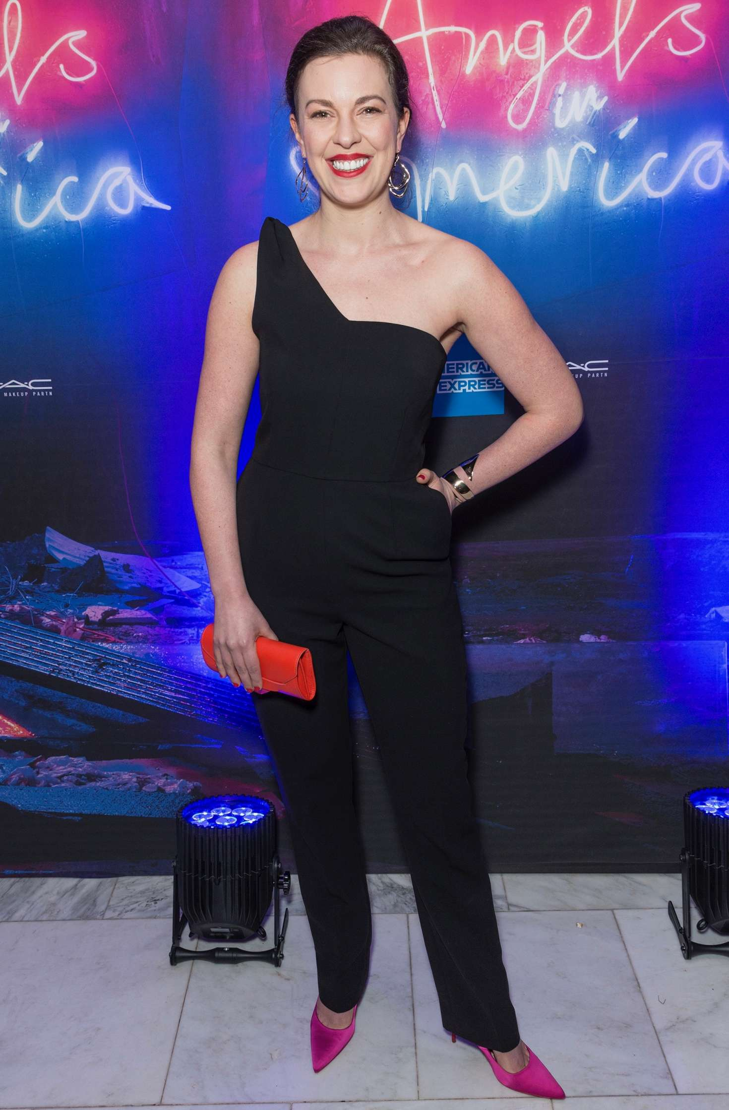 Amy Blackman - 'Angels in America' Broadway Opening Night in NYC