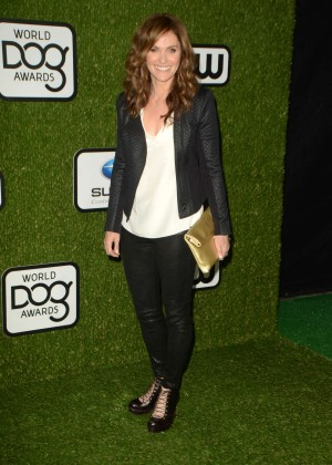 Amy Brenneman - 2016 World Dog Awards in Santa Monica