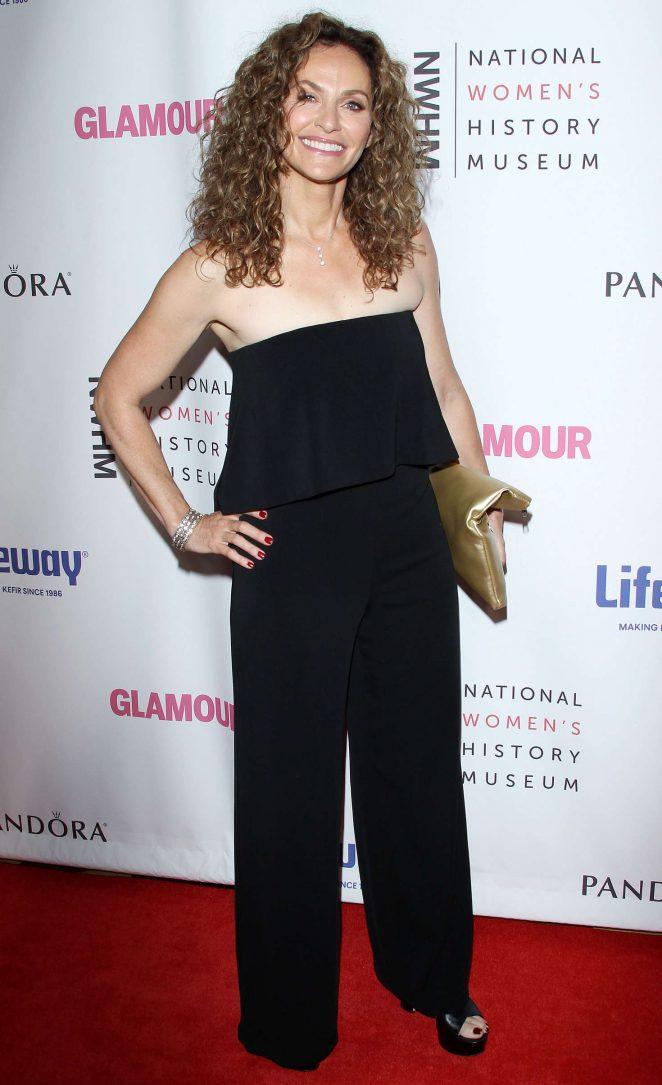 Amy Brenneman - 5th Annual Women Making History Brunch in Beverly Hills