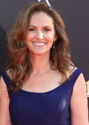 Amy Brenneman - 'The Jungle Book' Premiere in Hollywood