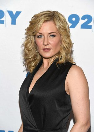 Amy Carlson - 'Blue Bloods' 150th Episode Celebration in New York City