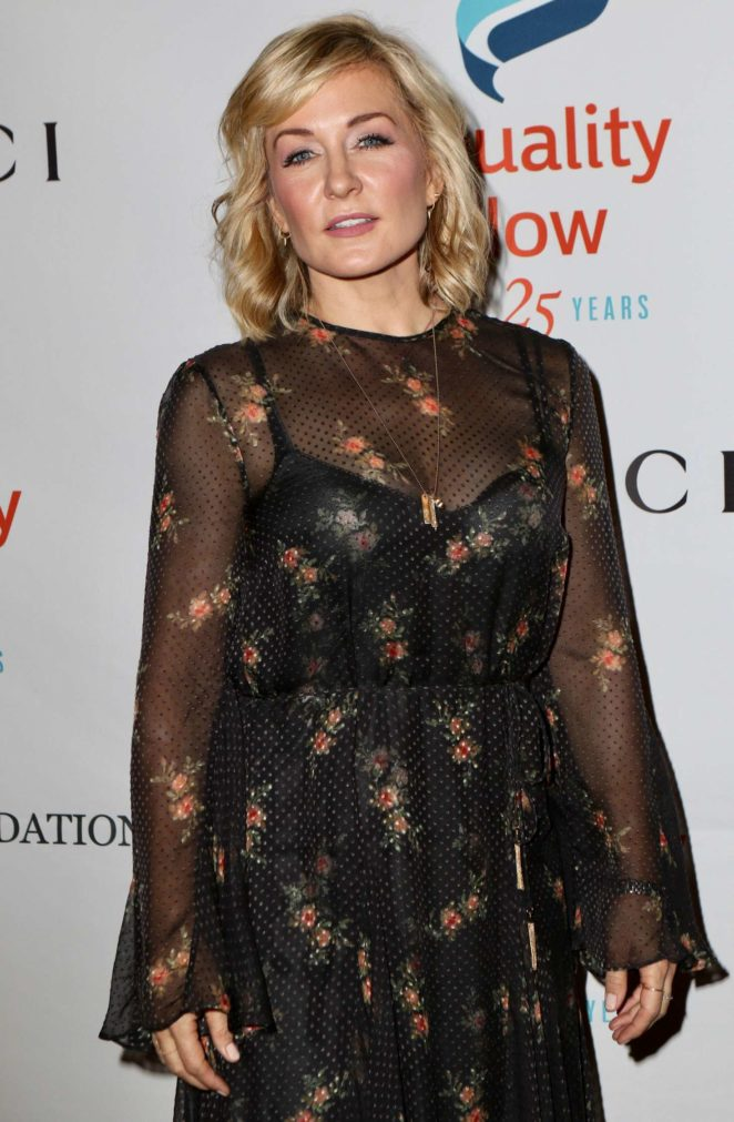 Amy Carlson - Make Equality Reality Gala in New York