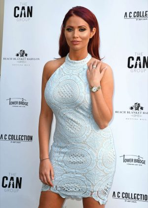 Amy Childs - Amy Childs Summer Collection Showcase in London