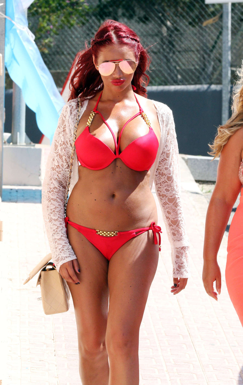 Amy alexandra bikini