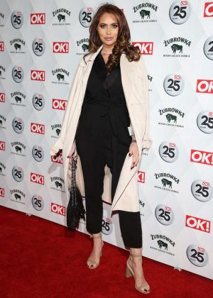 Amy Childs -  OK! Magazine's 25th Anniversary Party in London