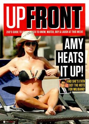 Amy Childs - UPFRONT ZOO Magazine (May 2015)