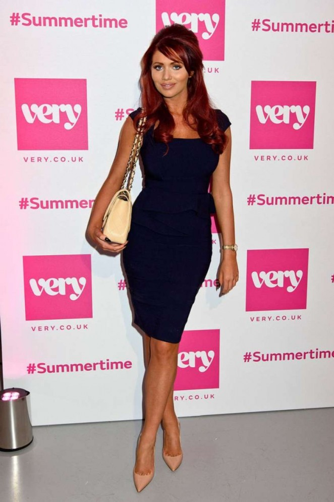 Amy Childs - Very.co.uk Summertime Party in London