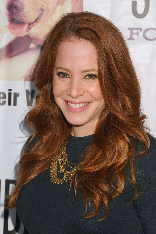 Amy Davidson - Stand Up For Pits Comedy Benefit in Hollywood
