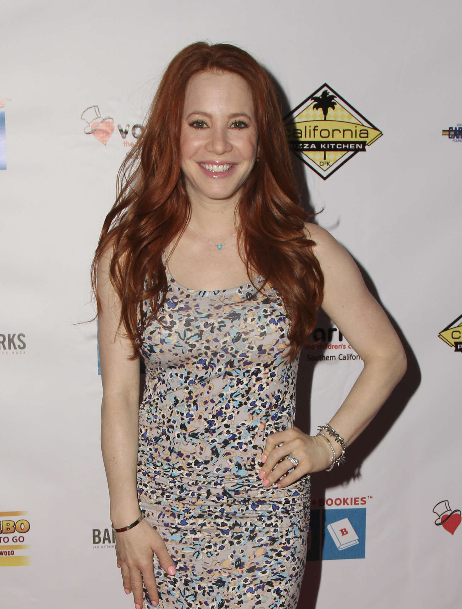 Amy Davidson - The 7th Annual Milk + Bookies Story Time Celebration in LA
